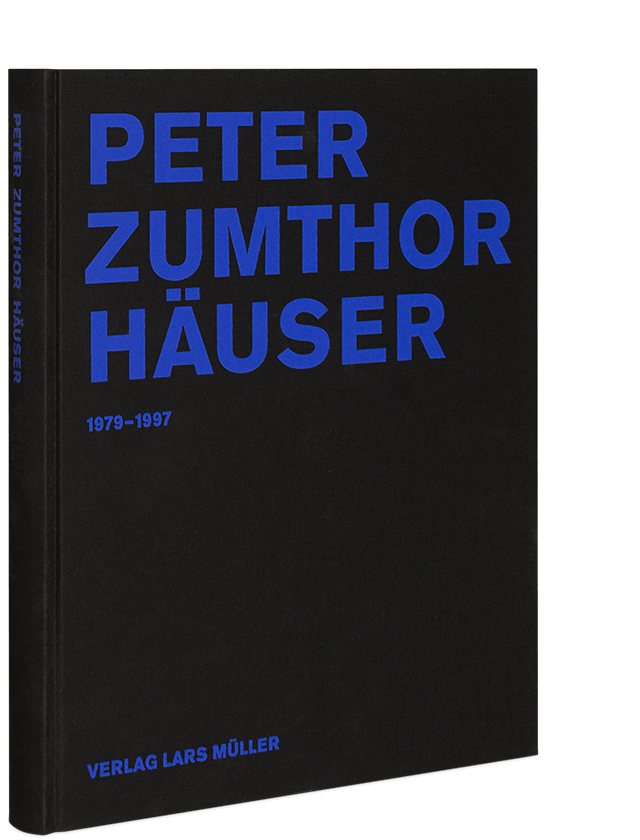 Peter Zumthor Works Pdf