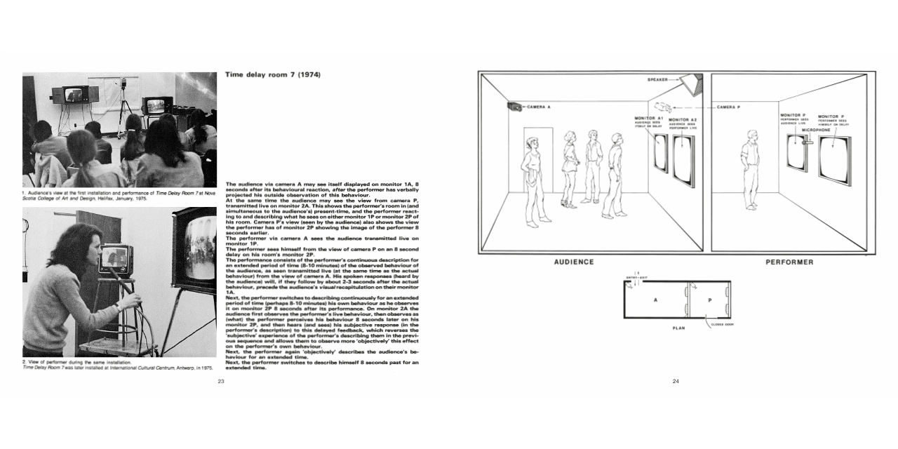 dan graham essay on video architecture and television Essays charting the diverse works of renowned conceptual artist dan graham the internationally renowned artist dan graham is widely acknowledged as one of the leading members of the 1960s conceptual art movement however, his subsequent work in photography, performance, film, video, and the fusion.