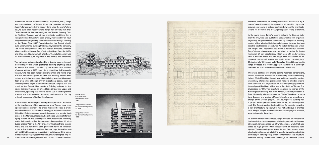 Kenzō Tange – Architecture for the World